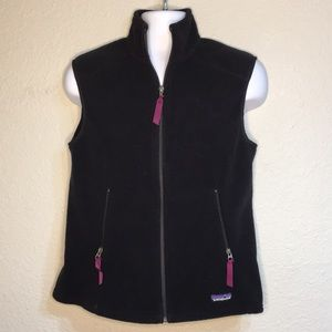 Patagonia PCR Synchilla Women's vest black large